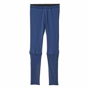 ClimHeat Long Tights Mineral Blue AX7563 $130 NEW